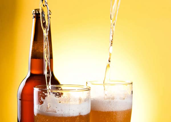 Doctors save man's life by pumping 15 cans of beer into his body